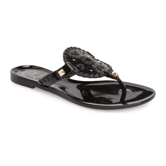 775114dce5ce JACK ROGERS GEORGICA JELLY SANDALS